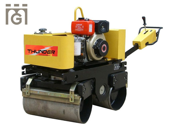 BABY ROAD VIBRATORY ROLLER - THUNDER 1 TON
