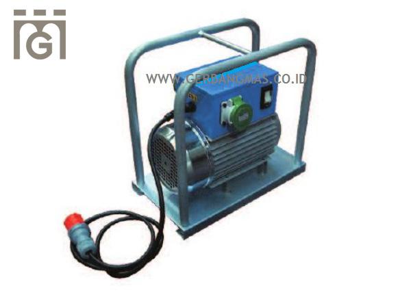 ELECTRIC CONCRETE VIBRATOR 1 PHASE JFC 20 M