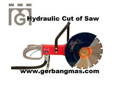 HYCON HYDRAULIC POWER CUT OF SAW HCS14