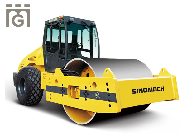 Hydraulic Vibratory Single Drum Road Roller