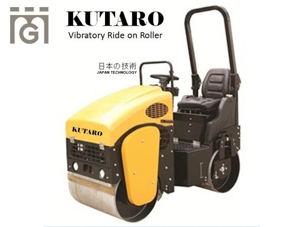 KUTARO VIBRATORY RIDE ON ROLLER