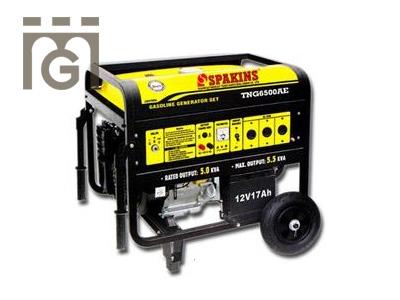 SPAKINS GENSET output 5000 watt