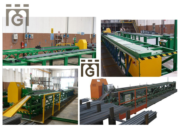 REBAR CUTTER CARRIAGE LINE